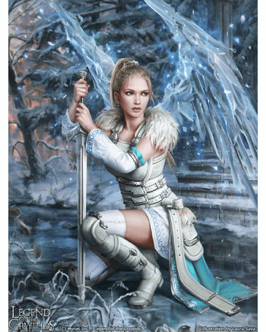 Image of Warrior Angel - DIY Diamond Painting