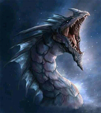 Dragon - DIY Diamond Painting