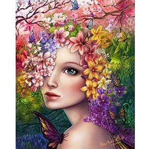 Forest Fairy - DIY Diamond Painting
