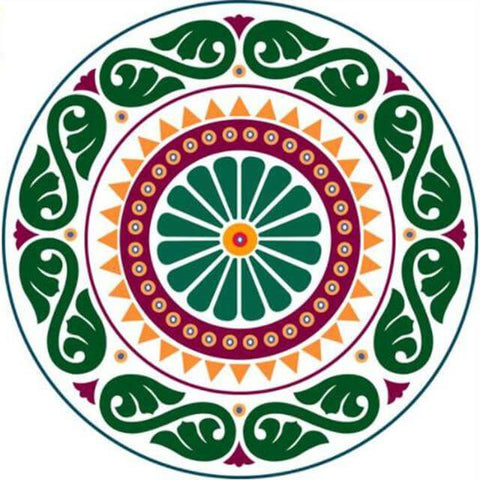 Image of Mandala #5 - DIY Diamond  Painting