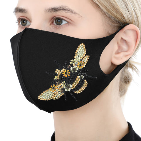 Image of Bee - DIY Diamond Face Mask
