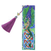 Green Dragon - Diamond Painting Bookmark