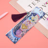 Pink Owl - Diamond Painting Bookmark