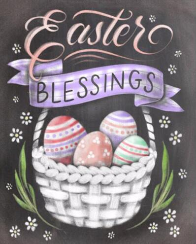 Easter Blessings - DIY Diamond Painting