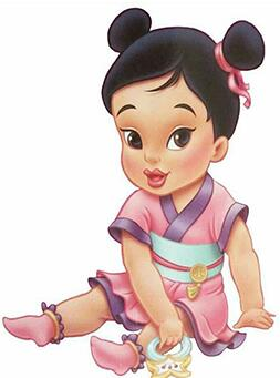 Image of Baby Mulan - DIY Diamond Painting