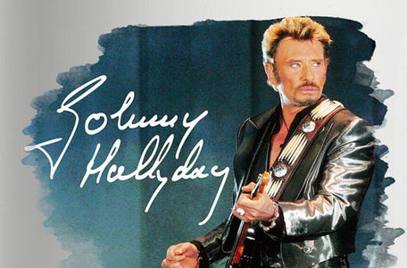 Johnny Hallyday - DIY Diamond Painting