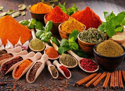 Spices and Herbs - DIY Diamond Painting