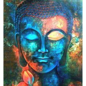 Buddha Statue -DIY Diamond Painting