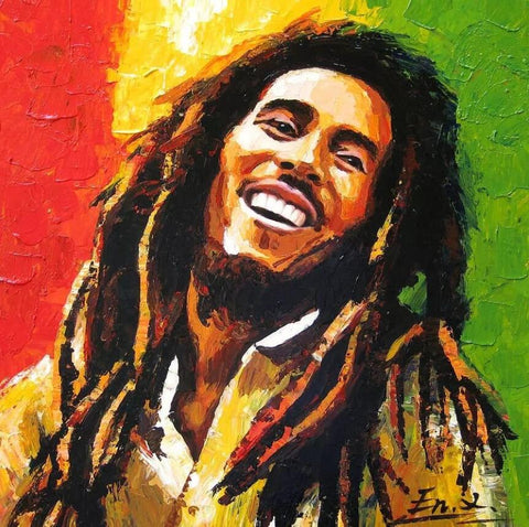 Image of Bob Marley - DIY Diamond Painting