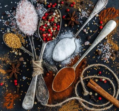 Image of Spoon of Spices - DIY Diamond Painting