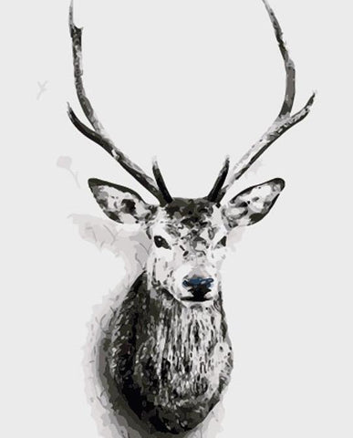 Image of Deer -DIY Painting By Numbers
