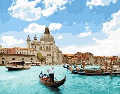 Venice - DIY Painting By Numbers