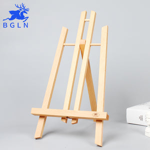 Small Wooden Easel 8 x 10 x 16 inch (20x25x40 cm ) Tabletop