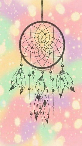 Image of Indian Dream catcher #16 - DIY Diamond Painting