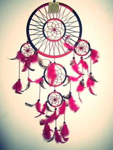 Indian Dream catcher #21 - DIY Diamond Painting