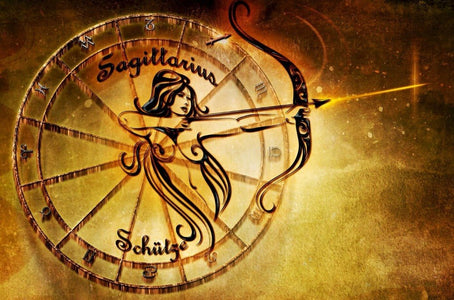 Zodiac Sign (Sagittarius) - DIY Diamond Painting