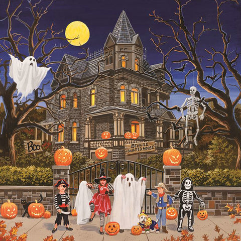 Image of Halloween Squad - DIY Diamond Painting