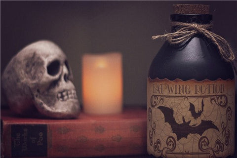 Image of Halloween Potion - DIY Diamond Painting
