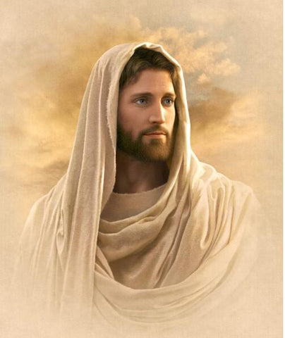 Image of Jesus Christ #1 - DIY Diamond Painting