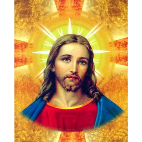 Image of Jesus Christ Figure #2 - DIY Diamond Painting