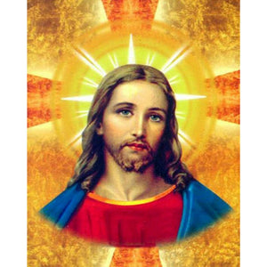 Jesus Christ Figure #2 - DIY Diamond Painting