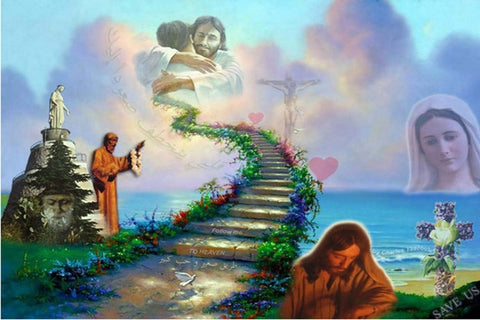 Image of Jesus Christ Memories - DIY Diamond Painting