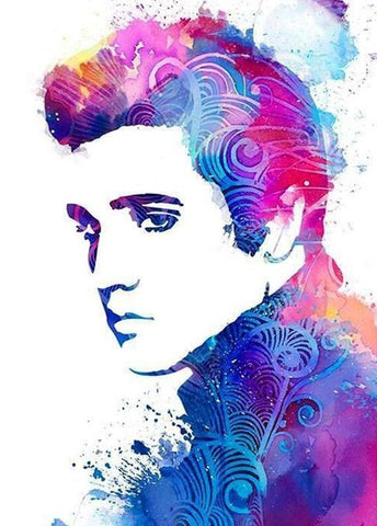 Elvis Presley - DIY Diamond Painting