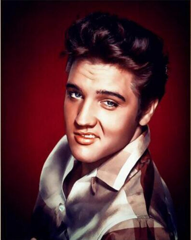 Elvis Presley #6 - DIY Diamond Painting