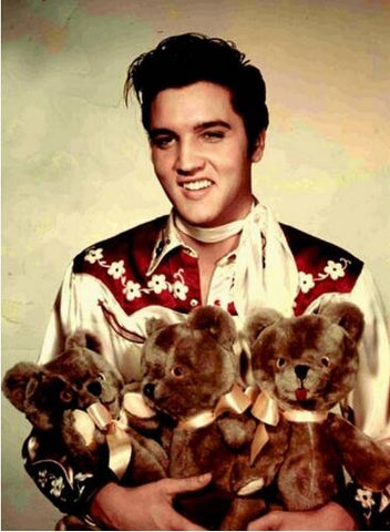 Elvis Presley #1 - DIY Diamond Painting