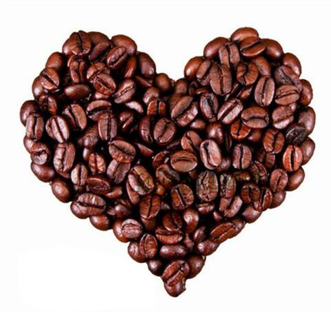 Image of Coffee Beans #2 - DIY Diamond Painting