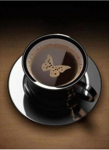 Image of Coffee Addiction #1 - DIY Diamond  Painting