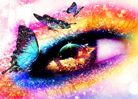 Image of Magical Eye #3 - DIY Diamond  Painting