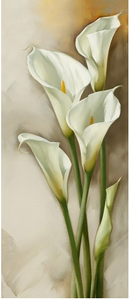 Lily Bloom #1 - DIY Diamond  Painting