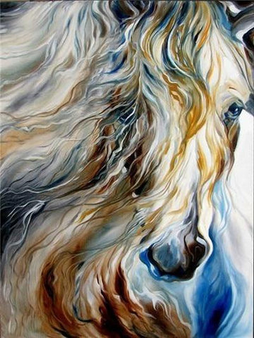 Horse Painting - DIY Diamond Painting