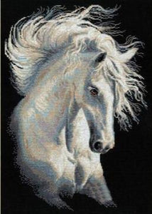 Dancing Horse - DIY Diamond Painting