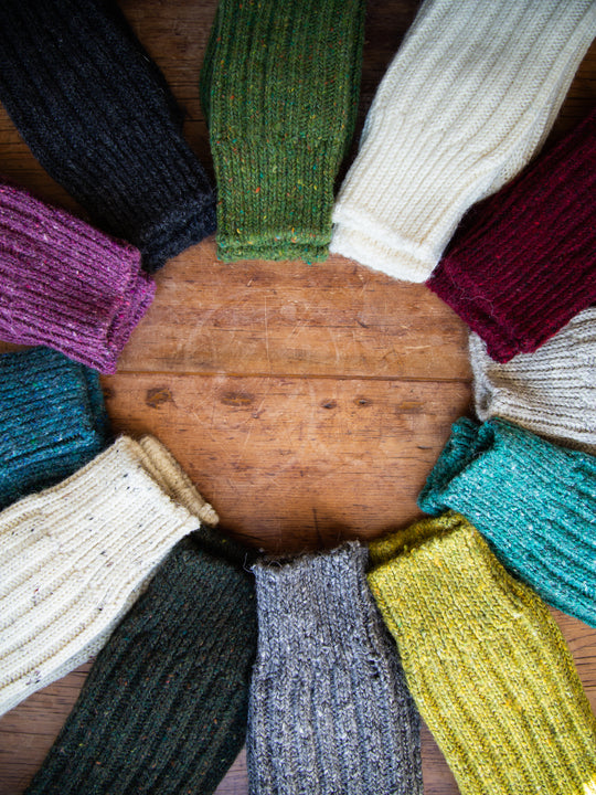 Irish Wool Socks