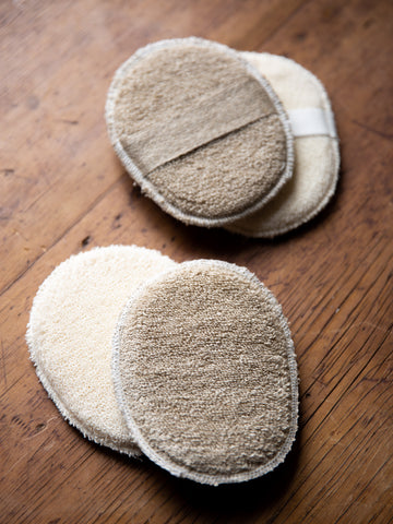 Linen & Cotton Massage Pad