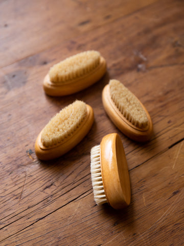 Italian Oval Nail Brush
