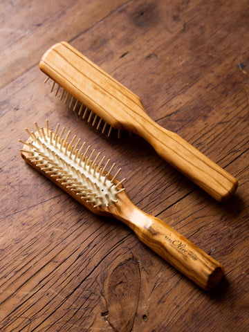 Olivewood Hair Brush