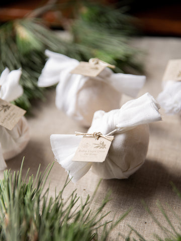 Est Muslin Wrapped Soap Ball