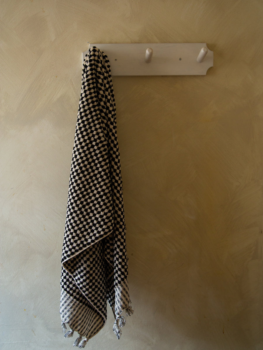 Turkish Loomed Bath Towel