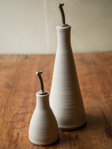 Ceramic Oil Pourers