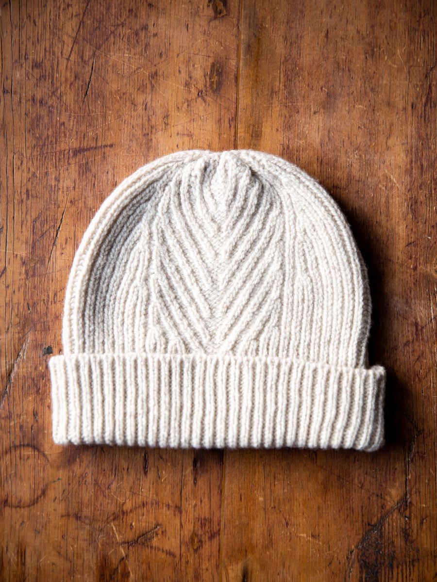 Irish Wool Classic Beanie