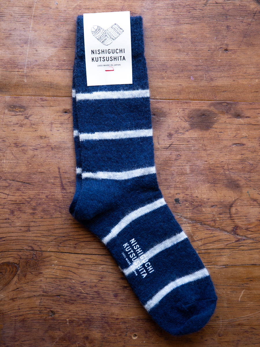 Japanese Mohair Wool Socks
