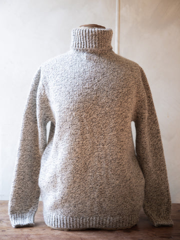 Mens Turtle Neck Jumper
