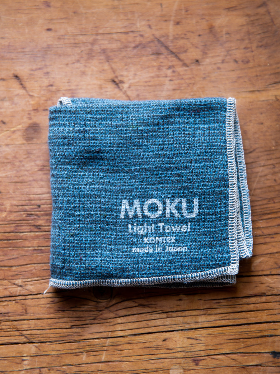 Japanese Moku Face Towel