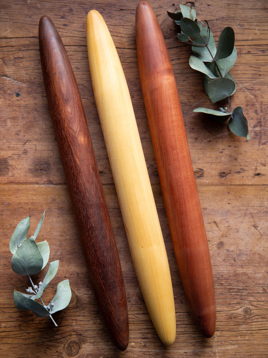 Tasmanian Timber Rolling Pins- Large