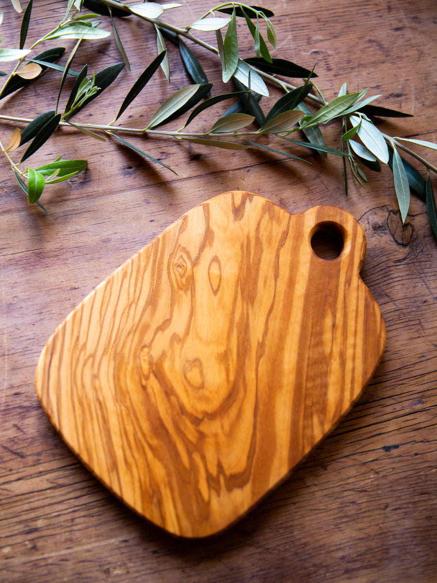 Italian Olive Wood Chopping Board