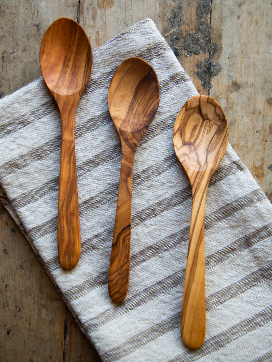 Medium Olive Wood Spoon