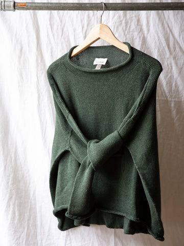 Luna Gallery Cotton Roll Neck Jumper